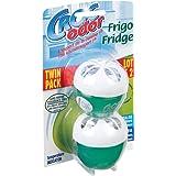 Croc'Odor Koelkast-geurverwijderaar, dubbelverpakking