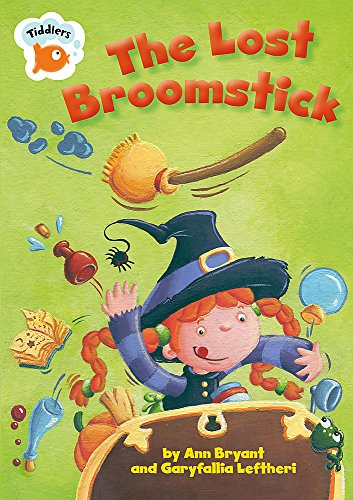 The Lost Broomstick (Tiddlers) -