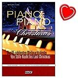 Piano Piano Christmas–Magnifique Collection Le 65Plus Beaux et généralement gespieltesten ...