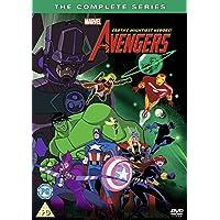 Avengers Mightiest Heroes vol. 1-8