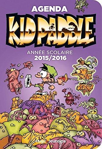 L'année scolaire 2015-2016 avec Kid Paddle de Collectif (25 juin 2015) Album