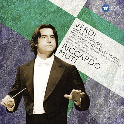 Verdi: Opera Choruses; Overtur...