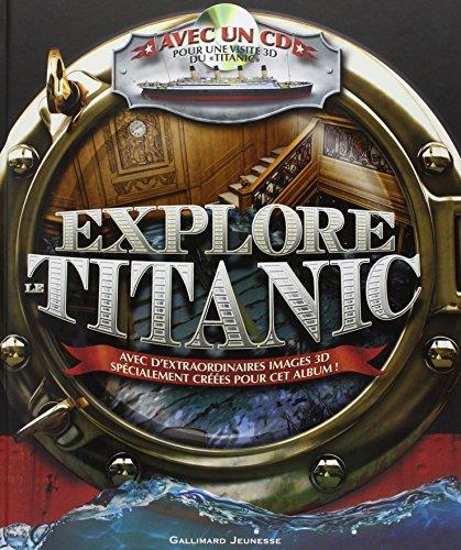 Explore le Titanic par Peter Chrisp