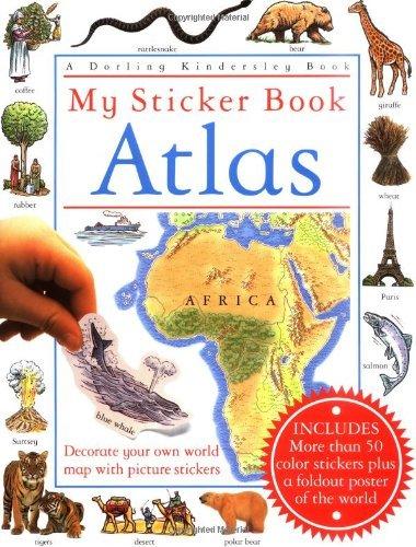 Atlas by Dorling Kindersley Publishing (1994-11-06)
