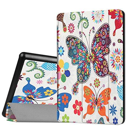 indle Fire HD8 (6. Generation 2016) 8.0 Zoll Schutzhülle Etui Tablet Tasche Smart Cover HD 8 NEU ()