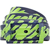 tie-ups Cintura in gomma e plastica fuori produzione Blue green Schizzo