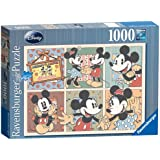 Ravensburger Mickey and Minnie Memories Jigsaw Puzzle (1000 Piece)