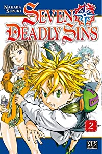 Seven Deadly Sins Edition simple Tome 2