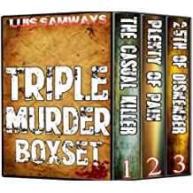 Triple Murder Boxset (Three Thrilling Reads!)