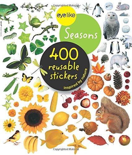 Eyelike Stickers: Seasons by Workman Publishing (2011-11-01)
