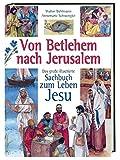 Von Betlehem nach Jerusalem: Das große illustrierte Sachbuch zum Leben Jesu - Walter Bühlmann