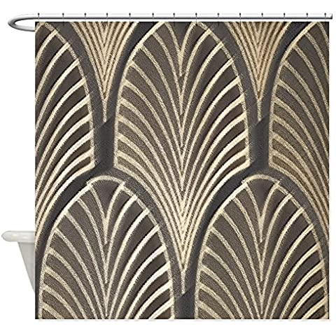 CafePress Art Deco Fan geometrica Tenda da