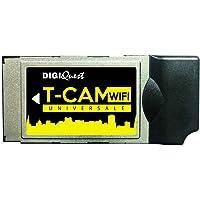 DIGIQUEST T-Cam WiFi Digitale TERRESTRE Prodotto Nuovo - Non ricondizionato