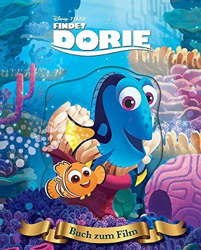 Findet Dorie: Das Buch zum Film mit magischem 3D-Hologramm-Cover