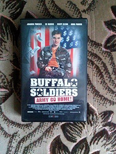 Preisvergleich Produktbild Buffalo Soldiers - Army Go Home