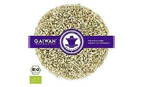 """Núm. 1377: Té de hierbas orgánico """"Milenrama"""" - hojas sueltas ecológico - 100 g - GAIWAN® GERMANY - milenrama de la agricultura ecológica en Alemania"""