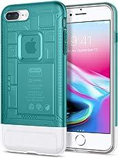 Spigen Classic C1 Case for Apple iPhone 8 Plus - Bondi Blue 055CS24407