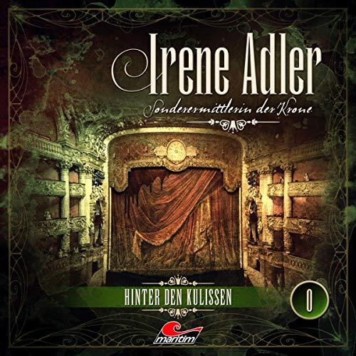 Hinter den Kulissen: Irene Adler, Sonderermittlerin der Krone 0