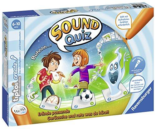 Ravensburger Tiptoi 00841 Create Sound-Quiz