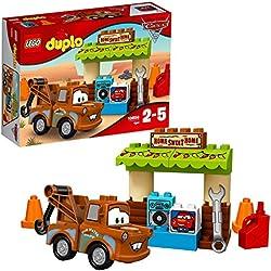 LEGO DUPLO Disney - La cabane de Martin - 10856 - Jeu de Construction