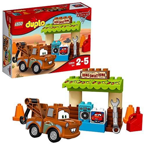 LEGO DUPLO Cars TM - Mater's Shed (10856)