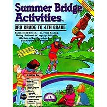 Summer Bridge Activities: 3rd Grade to 4th Grade