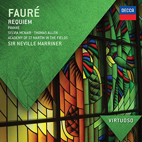 Requiem, Pelleas et Melisande, Cantique, Pavane (Virtuoso series) Test