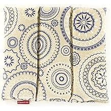 Saco Térmico de Semillas aroma Lavanda, Azahar o Romero tejido Espirales (Romero, 28