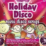 Holiday Disco: 30 favourite mini disco songs
