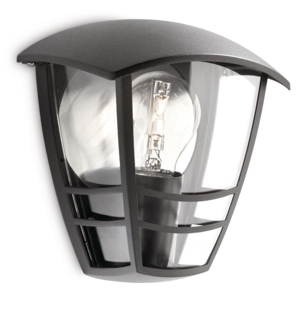 Philips Creek Lampada da Parete da Esterno con Sensore, Lanterna ...