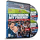 2 DVD's 'Tomorrow, My Friend!' HAMBURGER SV HSV