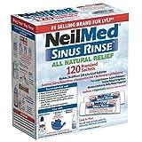 NeilMed Sinus Rinse 120 Premixed Sachets