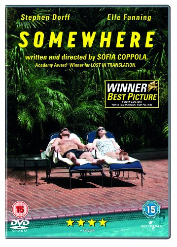 Somewhere [Reino Unido] [DVD]