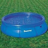 Solarabdeckplane ø250 cm für Fast Set Pool ø305 cm, selbstschwimmend