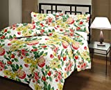 #10: Renown Pretty Floral New Riva Attractive Floral Single Bed AC Blanket I Dohar I Thin Quilt for All Season I Set of 1Pc