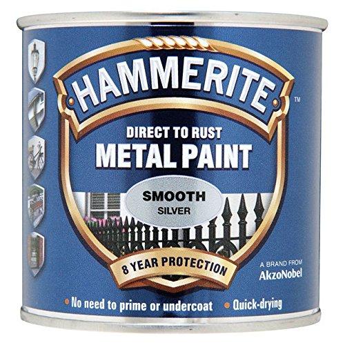 hammerite-smooth-silver-metal-paint-250ml