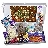 Retro Chocolate Novelties Gift Box