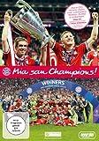 Mia san Champions! [2 DVDs] - Jupp Heynckes