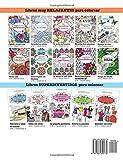 Image de Libros para Colorear Adultos 3: Un jardín en floración: Volume 3 (Libros muy RELAJANTES para colorear)