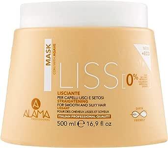 Alama Professional Liss Mask - 500 ml