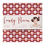 Tilda Candy Bloom Charm Pack, 100% Baumwolle, Farbe