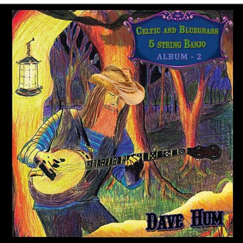 Celtic and Bluegrass 5 String Banjo, Vol. 2 (Banjo Geschenke)