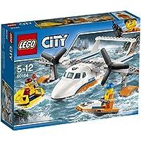 LEGO 60164 - City Coast Guard, Idrovolante di Salvataggio
