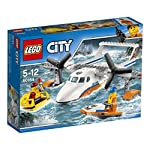 "LEGO UK 60164"" Sea Rescue Plane Construction Toy"