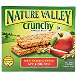 #9: Nature Valley Crunchy Granola Bars, Apple Crunch, 252g