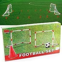 Fussballtor KP6749 Gartenspielzeug Fußball Kinder Fußballtor NEU