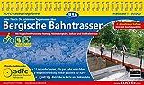ADFC-Radausflugsführer Bergische Bahntrassen 1:50.000 praktische Spiralbindung, reiß- und wetterfest, GPS-Track Download: Mit Bergischem ... und Nordbahntrasse - jetzt mit Knotenpunkten - Peter Flesch