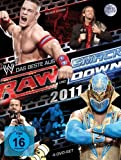WWE - Best of RAW & Smackdown 2011 [4 DVDs]