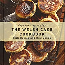 Welsh Cake Cookbook (Flavours of Wales)