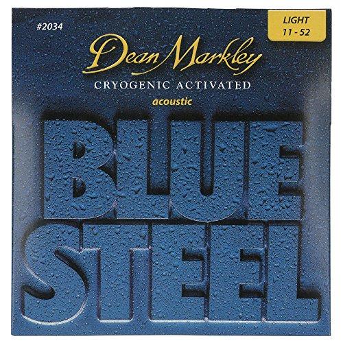 Dean Markley Saiten 2034 Blue Steel Light